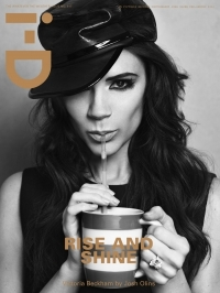 Victoria Beckham Talks Fashion and Baby Harper Seven With i-D Magazine