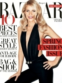 Gwyneth Paltrow Covers Harper's Bazaar March 2012