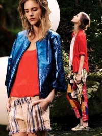Sass & Bide Spring/Summer 2012 Lookbook