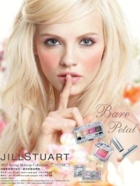 Jill Stuart Bare Petal Spring 2012 Makeup Collection