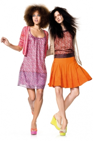 United Colors of Benetton Spring/Summer 2012 Collection