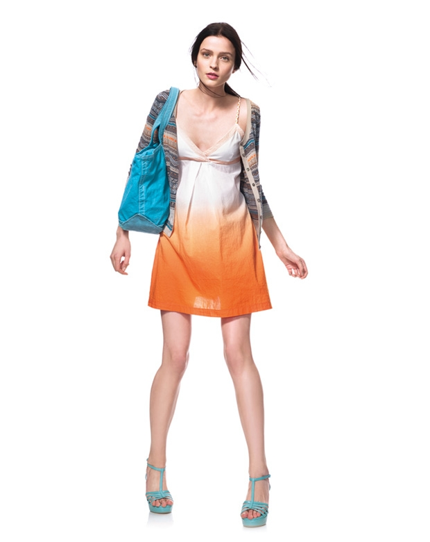 United Colors of Benetton Spring/Summer 2012 Collection.