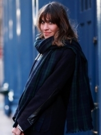 Alexa Chung Goes Shopping with Lucky Magazine