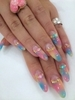 Stylish Pastel Nail Art Designs for Summer 2012