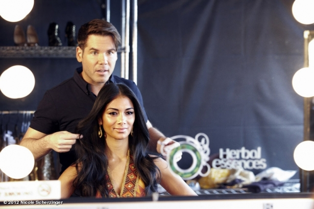 Nicole Scherzinger for Herbal Essences