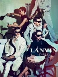 Lanvin Spring Summer 2012 Ad Campaign
