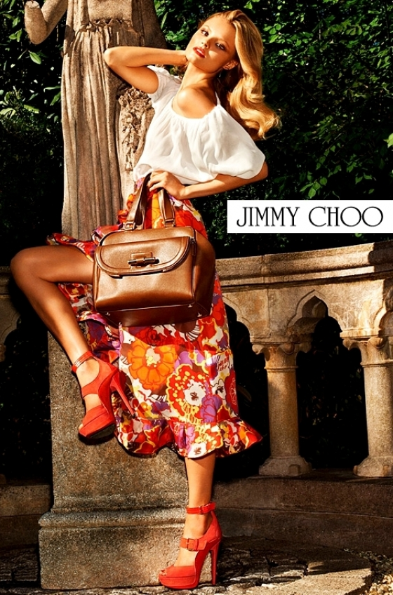 Jimmy Choo Spring 2012 Ad Campaign