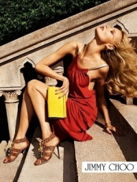 Jimmy Choo Spring/Summer 2012 Campaign