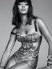 Naomi Campbell Talks Diet and Beauty Routine with Harper's Bazaar March 2012