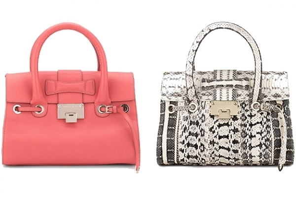 Jimmy Choo Spring 2012 Handbags