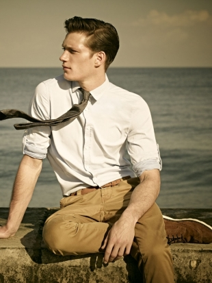 Pull & Bear Spring/Summer 2012 Campaign