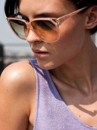 Victoria Beckham Spring/Summer 2012 Eyewear Lookbook