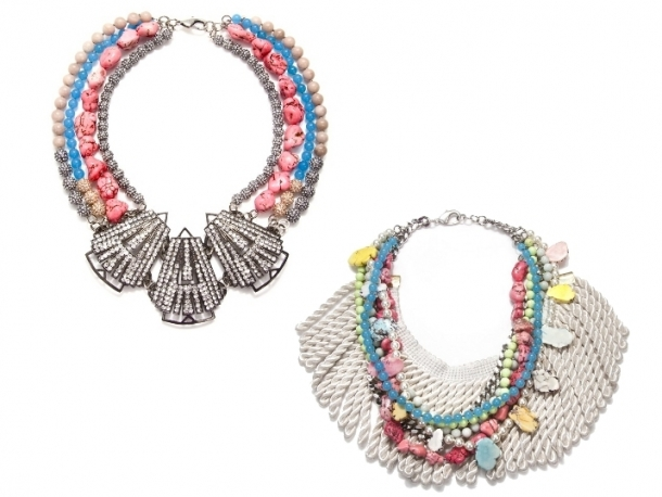 Fenton Spring 2012 Jewelry Collection