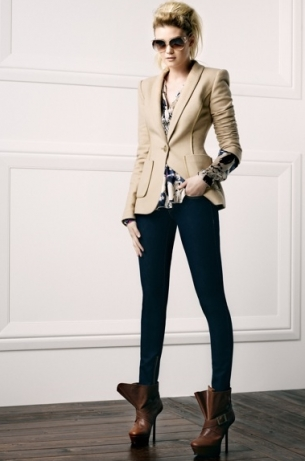 Rachel Zoe Pre-Fall 2012 Collection