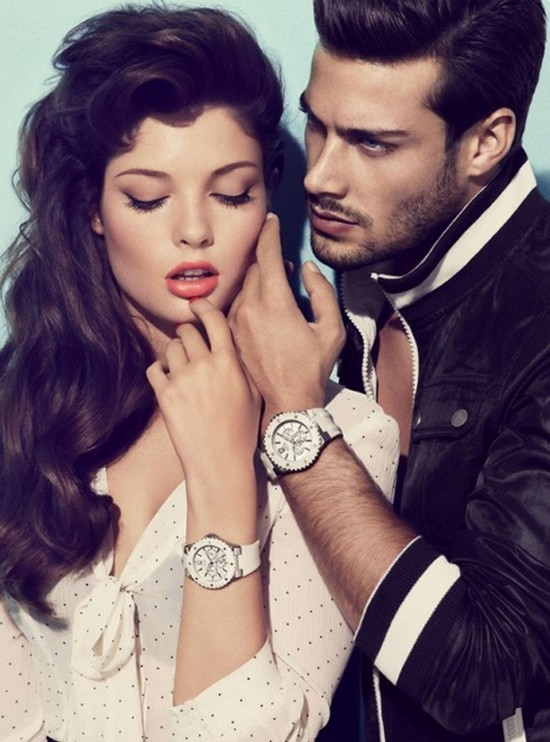Guess Accessories Spring Summer 2012 Ad Campaign