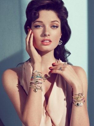 GUESS Accessories Spring 2012 Ad Campaign