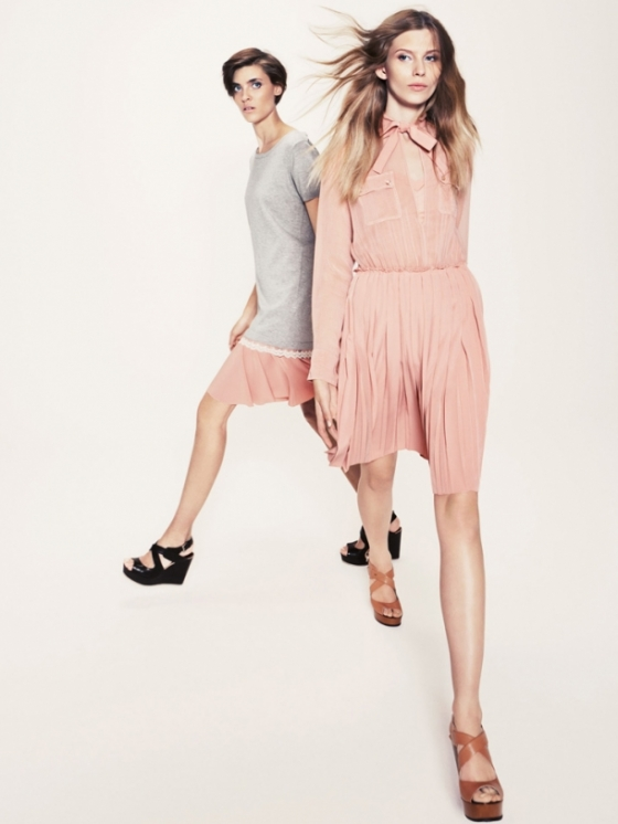 Sportmax Code Spring/Summer 2012 Lookbook