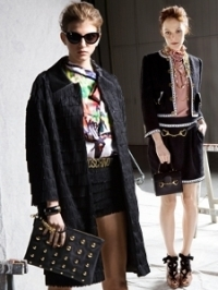 Moschino Pre-Fall 2012 Collection