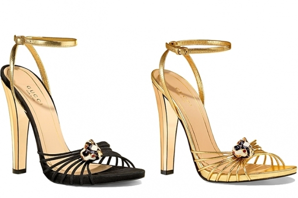 Gucci Spring 2012 Shoes