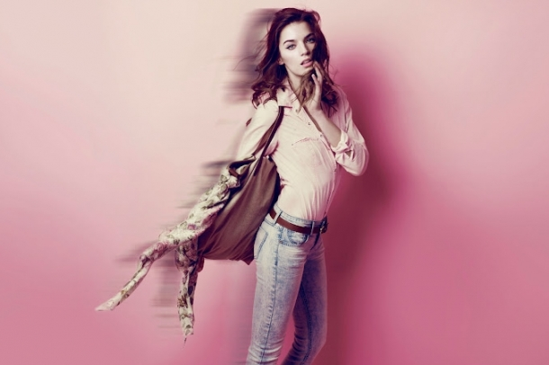 Stradivarius February 2012 Lookbook