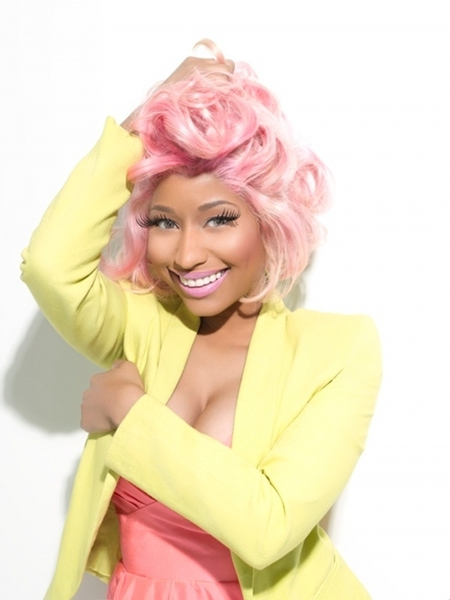 Nicki Minaj Covers Paper Magazine Spring 2012 Fashion Issue