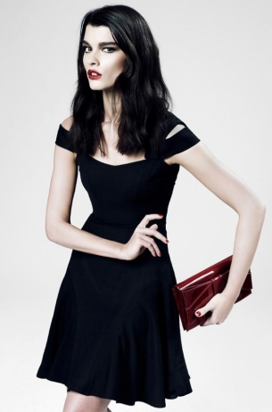 Z Spoke by Zac Posen Fall/Winter 2012