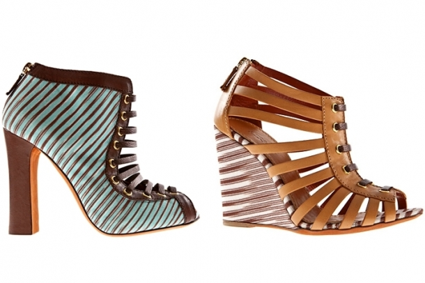Missoni Spring/Summer 2012 Shoes