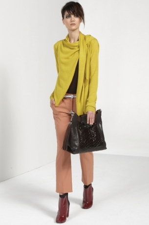 Diane von Furstenberg Pre-Fall 2012 Collection