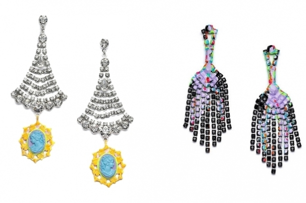 Tom Binns Spring 2012 Jewelry Collection