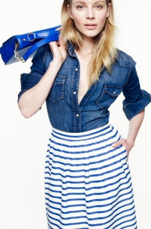 J.Crew Collection February 2012