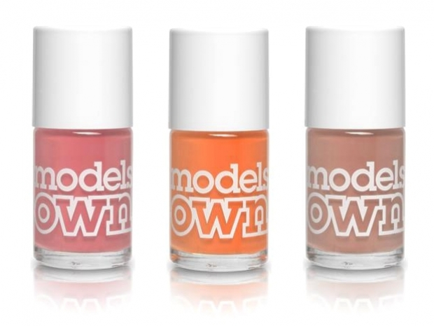 Models Own Freshen Up Spring 2012 Nail Polishes