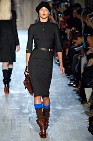 Victoria Beckham Fall/Winter 2012 Collection