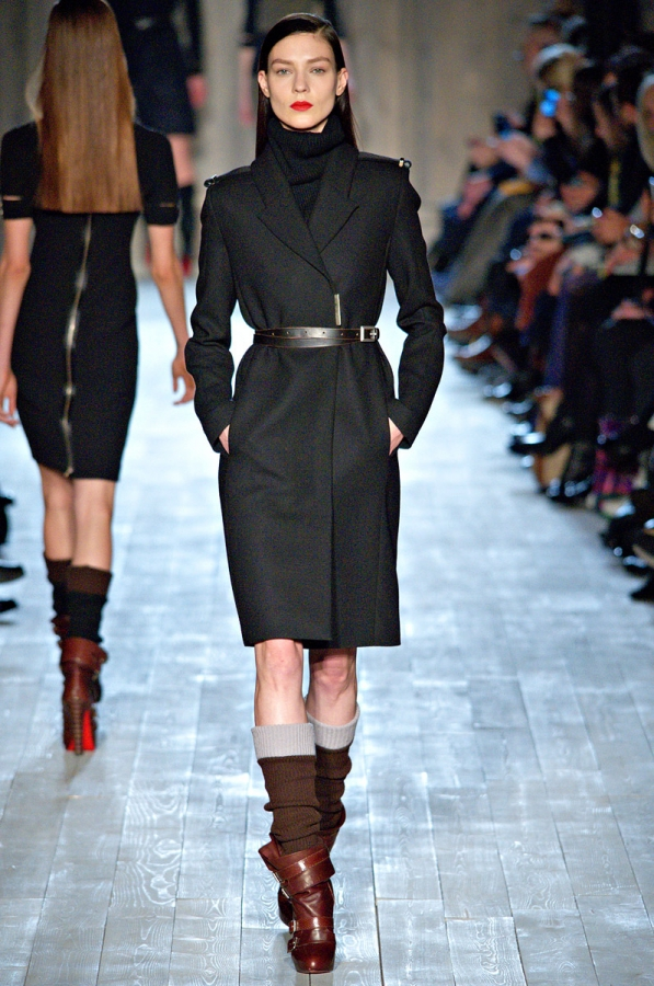 Victoria Beckham Fall 2012 RTW Collection.