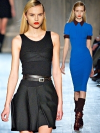 Victoria Beckham Fall 2012 RTW Collection