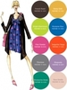 Pantone Fashion Color Report for Fall 2012