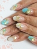 Gorgeous Nail Art Designs for Summer 2012