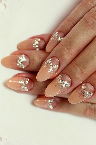 so take a peek at these chic nail art designs and let your nails take ...