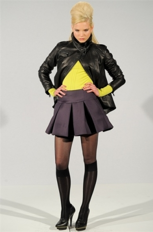 L.A.M.B Fall 2012 RTW Collection
