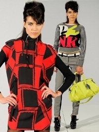 L.A.M.B by Gwen Stefani Fall 2012 RTW Collection