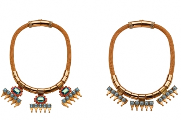 Mawi Spring/Summer 2012 Jewelry Collection