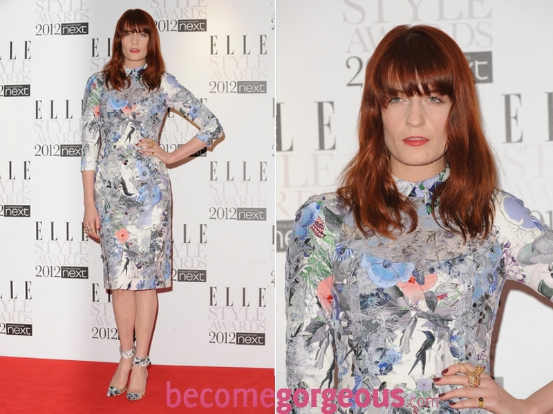 2012 ELLE Style Awards Red Carpet Looks [PHOTOS].