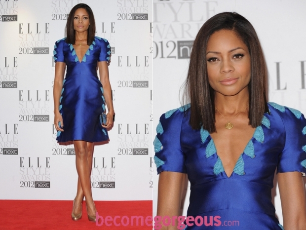 Naomie Harris 2012 ELLE Style Awards