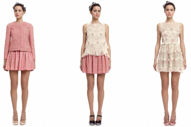 Red Valentino Pre Spring/Summer 2012 Collection