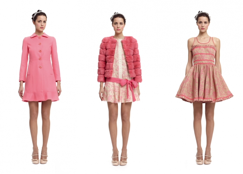 Watch - Red spring pre valentino summer collection video