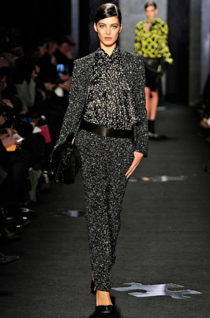 Diane von Furstenberg Fall 2012 RTW Collection