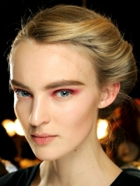 Fall 2012 Updo Trends | Runway Hairstyles