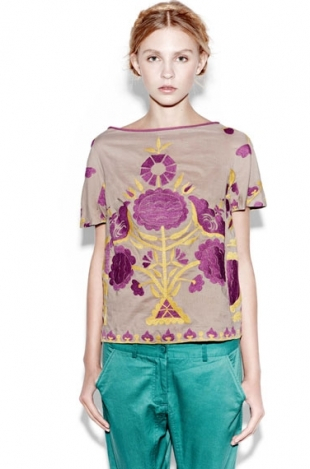 Antik Batik Summer 2012 Collection