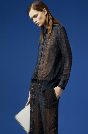 Zara March 2012 Lookbook