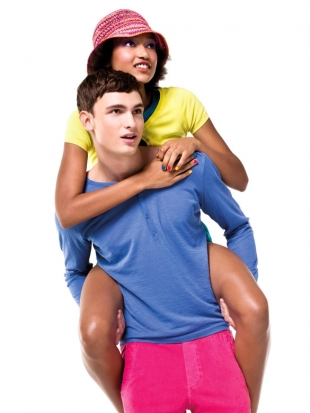 United Colors of Benetton Spring/Summer 2012 Campaign
