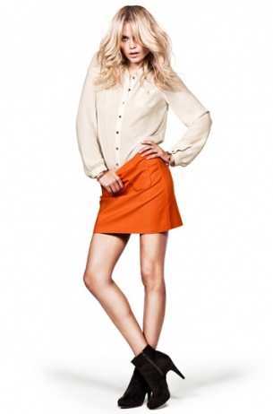 Top Models For H&M Spring Summer 2012 Campaign